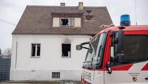 Nürnbergde yangın: 4ü çocuk 5 kişi öldü