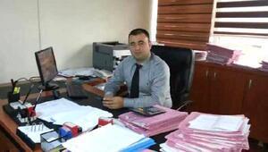 Halı sahada kalp krizi geçiren müdür öldü