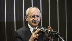 Kılıçdaroğlu Meslek Odaları Kurulu'nda konuştu