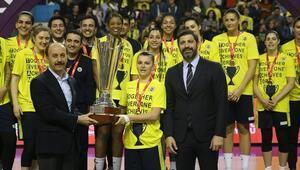 Kadınlar Türkiye Kupası, Fenerbahçenin