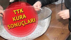 TTK'ya alınacak 1000 işçi için kuralar çekildi Türkiye Taşkömürü Kurumu kura sonuçları açıklandı mı