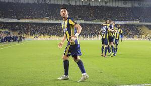 Fenerbahçe söktü aldı Maçta 5 gol, 1 penaltı, 1 kırmızı