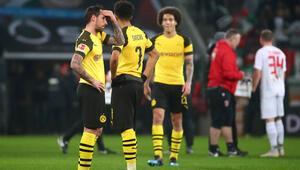 Bayern Münih Dortmundu yakaladı