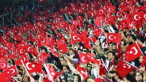 Türkiye-Moldova maçının tüm biletleri tükendi