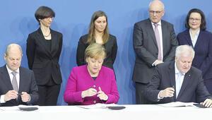 Almanların yüzde 63'ü hükümetin yıkılmasını kötü bulmuyor