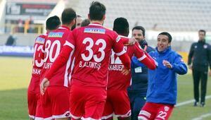 Boluspordan İstanbulspora geçit yok, 2-1