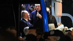 Cumhurbaşkanı Erdoğan: Başkan 600 diyor sen 750 diyorsun