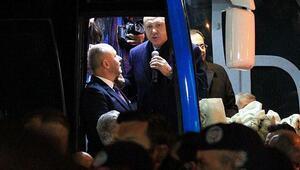 Cumhurbaşkanı Erdoğan, Tekkeköyde
