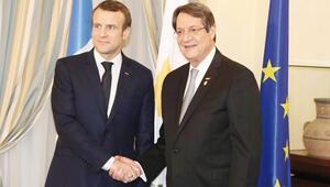 Kıbrıs'ta Fransız üssü planları hızlandı