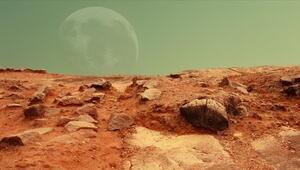Kızıl Gezegen Marsta inanılmaz keşif