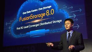 Huawei'den yeni nesil depolama teknolojisi: FusionStorage 8.0