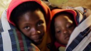 Madagaskarda kızamık salgını yüzlerce can aldı