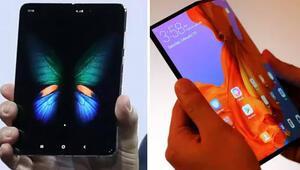 Huawei Mate X mi yoksa Samsung Galaxy Fold mu