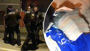 Çöpten poşet almaya çalışan çiftten şüphelendiler Bekçiler kıskıvrak yakaladı