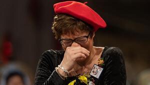 CDU liderinin 'tuvalet şakası'na tepkiler büyüyor