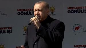 Son dakika Cumhurbaşkanı Erdoğan: 31 Marta kadar düzene girmezse 81 ilde yaygınlaştıracağız