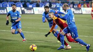 Büyük takımların puan avcısı: Erzurumspor