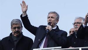 Mansur Yavaş: Ankaranın marka başkentler arasında öncü olmasını istiyoruz