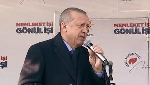 Son dakika Cumhurbaşkanı Erdoğan'dan Bartın'da kritik mesajlar
