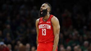 Rockets, eski yıldızı Hardenın formasını emekliye ayıracak