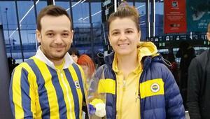 Fenerbahçe'yi Çekya'da yalnız bırakmadılar