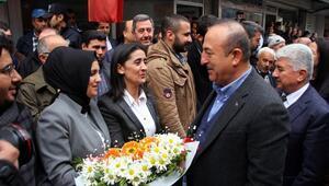Bakan Çavuşoğlu: Arap ülkeleri yalpalamaya başladı
