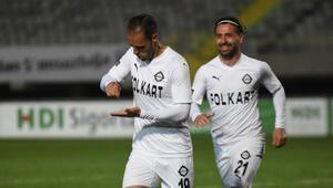 Altay tek golle kazandı