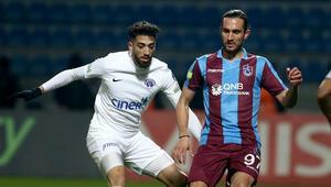 Trabzonspor başladı, Kasımpaşa bitirdi