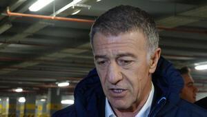 Ahmet Ağaoğlu açıkladı Avrupaya gitmeye engel...