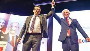 Şişli'de 'küskün seçmen' buluşması