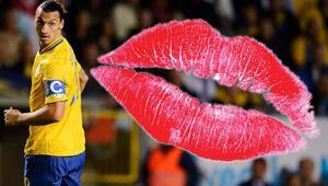 Eski futbolcudan itiraf: Onu dudağından öptüm