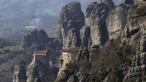 Yunanistanın masalsı şehri: Meteora