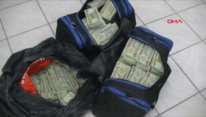 Yasadışı yollardan Türkiyeye getirilen 1 milyon Irak dinarı ele geçirildi