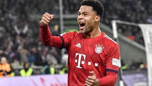 Gnabry, Bayern ile 4 yıllık yeni sözleşme imzaladı