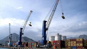 Batı Akdenizin ihracatı arttı