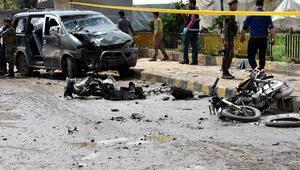 El Babda bombalı saldırı