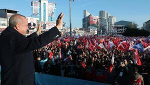 Cumhurbaşkanı Erdoğan market zincirlerini eleştirdi
