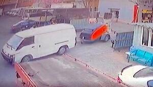 Polis alıcı kılığına girdi,iş makinesini çalan7 şüpheliyi yakaladı
