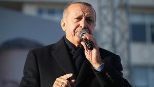 Cumhurbaşkanı Erdoğandan 50 bin konut müjdesi: Yarın başlıyoruz