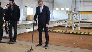 Dünyanın en hafif mayın dedektörü OZAN hazır