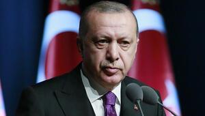 Son dakika Cumhurbaşkanı Erdoğandan Beştepede önemli mesajlar