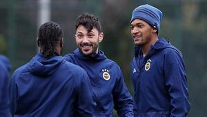Fenerbahçede Başakşehir hazırlıkları devam etti