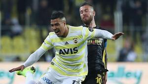 Fenerbahçeye Başakşehir maçı öncesi kötü haber