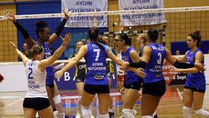 Aydın Büyükşehir Belediyespor finalde