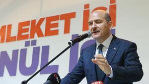 Bakan Soylu: PKKyı belediyelere ortak etmek isteyen bir yapı var