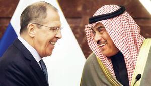 Lavrov'dan Esad'ı kabul ettirme turu
