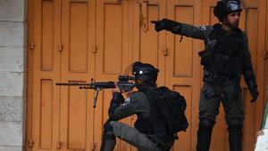 İsrail askerleri Gazzede 4 Filistinliyi yaraladı