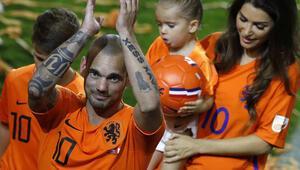 Üzücü haberin ardından Sneijder: Batırdım Birden fazla kez batırdım
