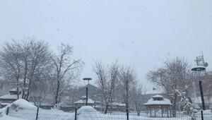 Karlıovaya kara kış geri geldi
