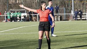 Türk kadın hakem Aylin Acurun hedefi Bundesliga